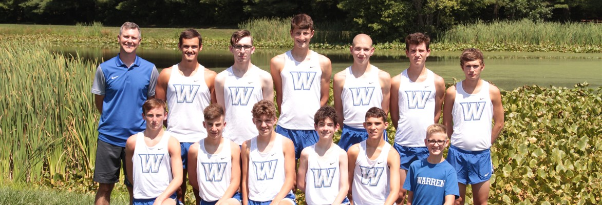 2020 Boys Cross Country