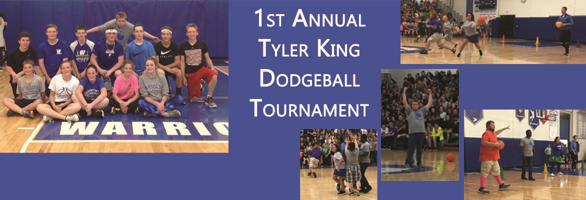 Tyler King Dodgeball